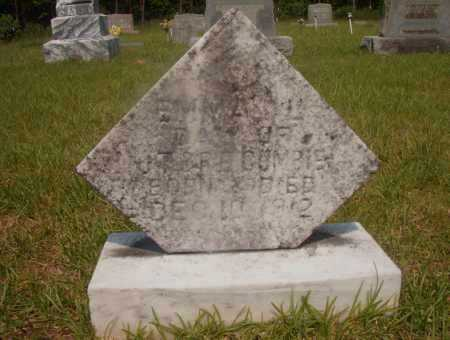 CUMBIE, EMMA L - Hempstead County, Arkansas | EMMA L CUMBIE - Arkansas Gravestone Photos