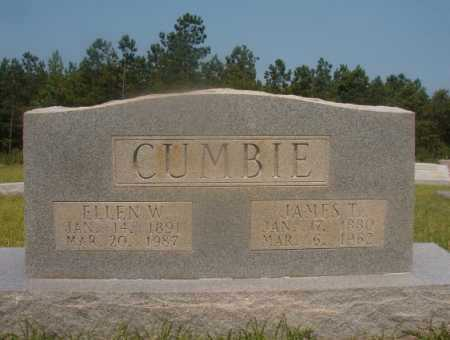 CUMBIE, ELLEN W - Hempstead County, Arkansas | ELLEN W CUMBIE - Arkansas Gravestone Photos
