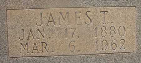 CUMBIE, JAMES T (CLOSEUP) - Hempstead County, Arkansas | JAMES T (CLOSEUP) CUMBIE - Arkansas Gravestone Photos