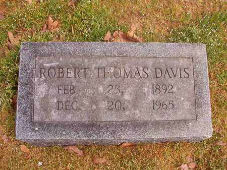 DAVIS, ROBERT THOMAS - Hempstead County, Arkansas | ROBERT THOMAS DAVIS - Arkansas Gravestone Photos