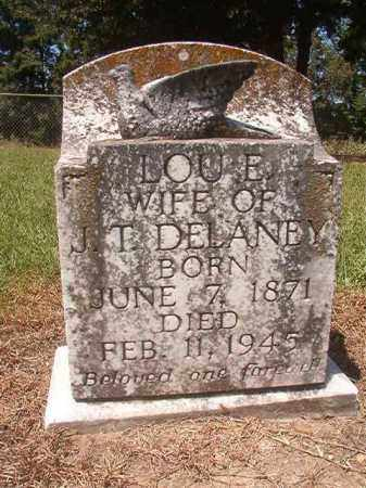 DELANEY, LOU E - Hempstead County, Arkansas | LOU E DELANEY - Arkansas Gravestone Photos