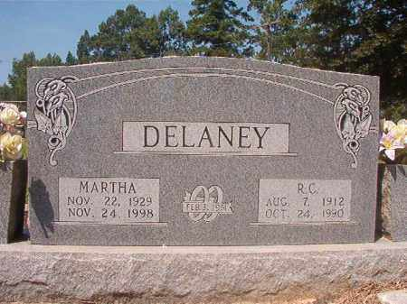 DELANEY, R C - Hempstead County, Arkansas | R C DELANEY - Arkansas Gravestone Photos