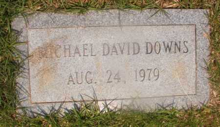 DOWNS, MICHAEL DAVID - Hempstead County, Arkansas | MICHAEL DAVID DOWNS - Arkansas Gravestone Photos