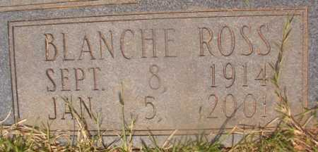 ROSS ENGLAND, BLANCHE (CLOSEUP) - Hempstead County, Arkansas | BLANCHE (CLOSEUP) ROSS ENGLAND - Arkansas Gravestone Photos