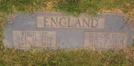 ENGLAND, BLANCHE - Hempstead County, Arkansas | BLANCHE ENGLAND - Arkansas Gravestone Photos