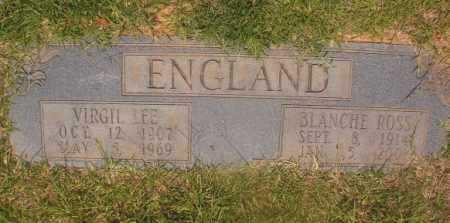 ENGLAND, VIRGIL LEE - Hempstead County, Arkansas | VIRGIL LEE ENGLAND - Arkansas Gravestone Photos