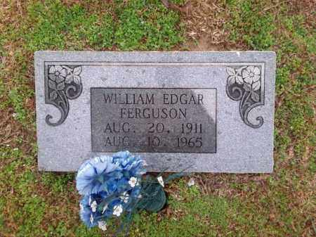 FERGUSON, WILLIAM EDGAR - Hempstead County, Arkansas | WILLIAM EDGAR FERGUSON - Arkansas Gravestone Photos