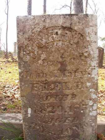 FIELD, JOHN P - Hempstead County, Arkansas | JOHN P FIELD - Arkansas Gravestone Photos