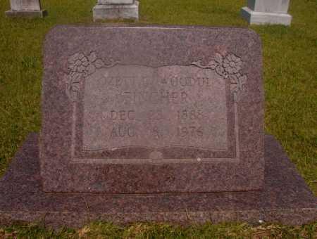 FINCHER, OZETTE - Hempstead County, Arkansas | OZETTE FINCHER - Arkansas Gravestone Photos