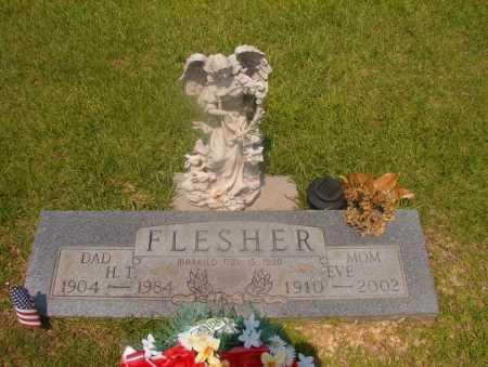FLESHER, EVE - Hempstead County, Arkansas | EVE FLESHER - Arkansas Gravestone Photos