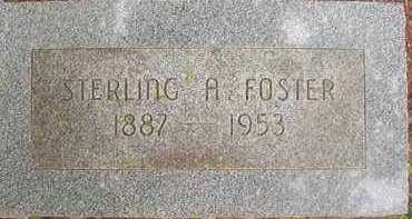 FOSTER, STERLING A - Hempstead County, Arkansas | STERLING A FOSTER - Arkansas Gravestone Photos