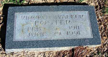 FOSTER, VINCENT WALKER - Hempstead County, Arkansas | VINCENT WALKER FOSTER - Arkansas Gravestone Photos