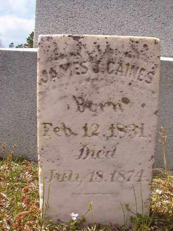GAINES, JAMES J - Hempstead County, Arkansas | JAMES J GAINES - Arkansas Gravestone Photos