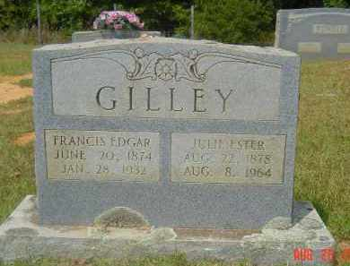 GILLEY, FRANCIS EDGAR - Hempstead County, Arkansas | FRANCIS EDGAR GILLEY - Arkansas Gravestone Photos