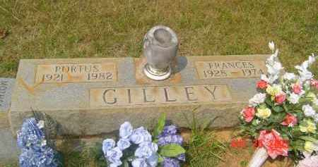 GILLEY, PORTUS - Hempstead County, Arkansas | PORTUS GILLEY - Arkansas Gravestone Photos