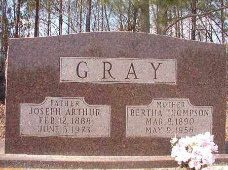 GRAY, JOSEPH ARTHUR - Hempstead County, Arkansas | JOSEPH ARTHUR GRAY - Arkansas Gravestone Photos