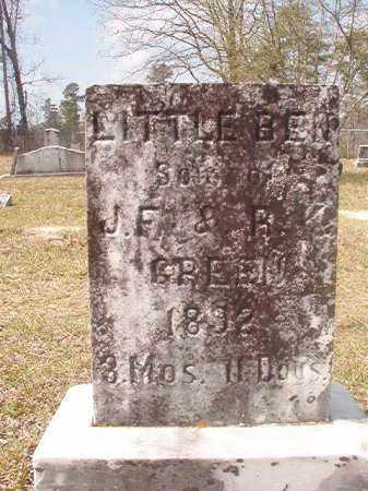 GREEN, BEN - Hempstead County, Arkansas | BEN GREEN - Arkansas Gravestone Photos