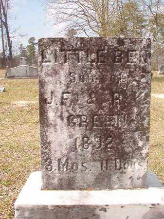 GREEN, BEN - Hempstead County, Arkansas | BEN GREEN - Arkansas Gravestone Photos
