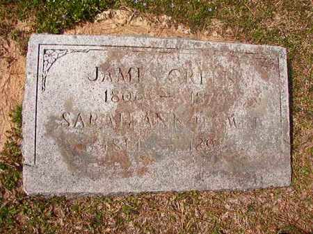 GREEN, JAMES - Hempstead County, Arkansas | JAMES GREEN - Arkansas Gravestone Photos
