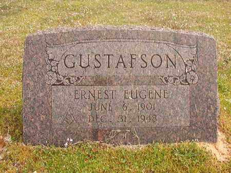 GUSTAFSON, ERNEST EUGENE - Hempstead County, Arkansas | ERNEST EUGENE GUSTAFSON - Arkansas Gravestone Photos