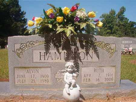 HAMILTON, RUTH - Hempstead County, Arkansas | RUTH HAMILTON - Arkansas Gravestone Photos