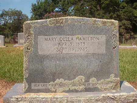 HAMILTON, MARY DELLA - Hempstead County, Arkansas | MARY DELLA HAMILTON - Arkansas Gravestone Photos