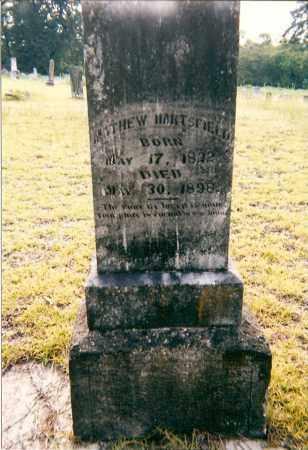 HARTSFIELD, MATHEW - Hempstead County, Arkansas | MATHEW HARTSFIELD - Arkansas Gravestone Photos