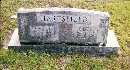 HARTSFIELD,SR, THOMAS JEFFERSON - Hempstead County, Arkansas | THOMAS JEFFERSON HARTSFIELD,SR - Arkansas Gravestone Photos