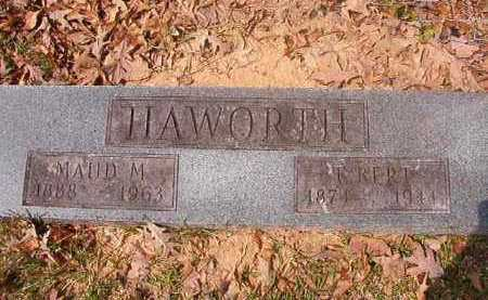 HAWORTH, MAUD M - Hempstead County, Arkansas | MAUD M HAWORTH - Arkansas Gravestone Photos