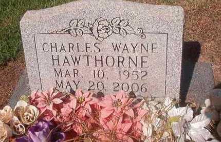 HAWTHORNE, CHARLES WAYNE - Hempstead County, Arkansas | CHARLES WAYNE HAWTHORNE - Arkansas Gravestone Photos