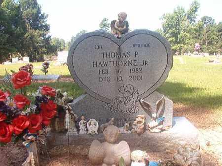 HAWTHORNE, JR, THOMAS P - Hempstead County, Arkansas | THOMAS P HAWTHORNE, JR - Arkansas Gravestone Photos
