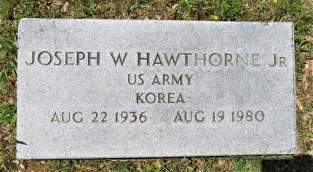 HAWTHORNE, JR (VETERAN KOR), JOSEPH W - Hempstead County, Arkansas | JOSEPH W HAWTHORNE, JR (VETERAN KOR) - Arkansas Gravestone Photos