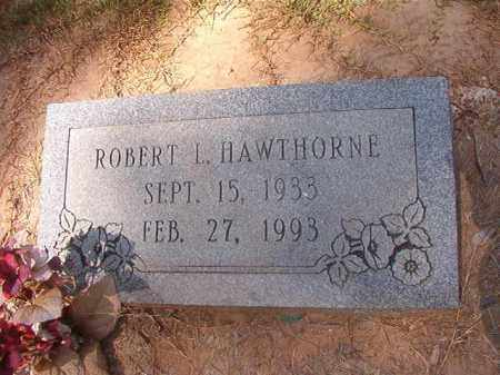 HAWTHORNE, ROBERT L - Hempstead County, Arkansas | ROBERT L HAWTHORNE - Arkansas Gravestone Photos