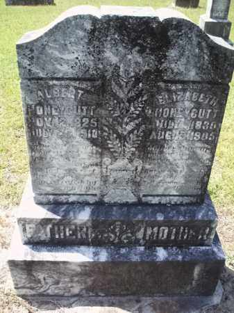 HONEYCUTT, ALBERT - Hempstead County, Arkansas | ALBERT HONEYCUTT - Arkansas Gravestone Photos