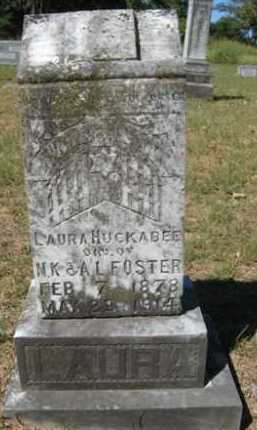 HUCKABEE, LAURA - Hempstead County, Arkansas | LAURA HUCKABEE - Arkansas Gravestone Photos