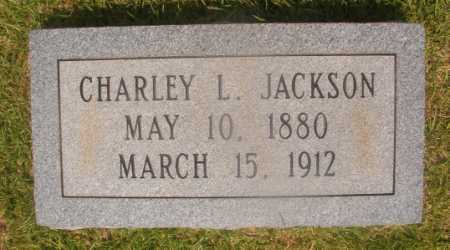 JACKSON, CHARLEY L - Hempstead County, Arkansas | CHARLEY L JACKSON - Arkansas Gravestone Photos