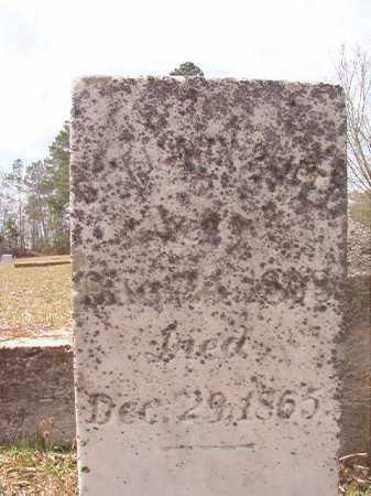 JETT, BENJAMIN - Hempstead County, Arkansas | BENJAMIN JETT - Arkansas Gravestone Photos