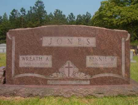JONES, BENNIE W - Hempstead County, Arkansas | BENNIE W JONES - Arkansas Gravestone Photos