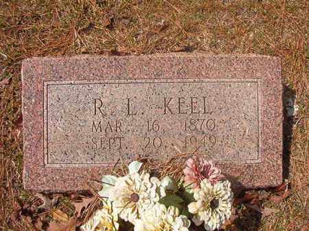 KEEL, R L - Hempstead County, Arkansas | R L KEEL - Arkansas Gravestone Photos