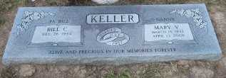 KELLER, MARY VIRGINIA - Hempstead County, Arkansas | MARY VIRGINIA KELLER - Arkansas Gravestone Photos