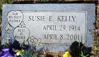 KELLY, SUSIE E - Hempstead County, Arkansas | SUSIE E KELLY - Arkansas Gravestone Photos