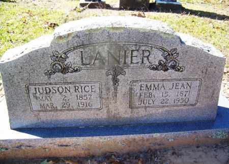 LANIER, EMMA JEAN - Hempstead County, Arkansas | EMMA JEAN LANIER - Arkansas Gravestone Photos