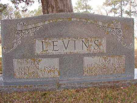 LEVINS, LORA - Hempstead County, Arkansas | LORA LEVINS - Arkansas Gravestone Photos