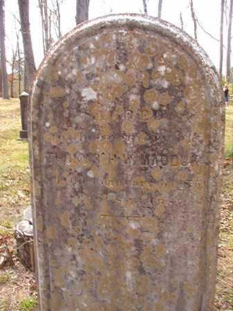 MADDUX, THOMAS H W - Hempstead County, Arkansas | THOMAS H W MADDUX - Arkansas Gravestone Photos