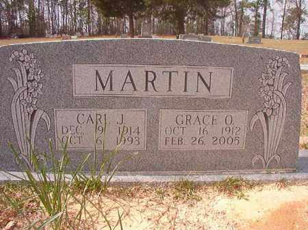 MARTIN, CARL J - Hempstead County, Arkansas | CARL J MARTIN - Arkansas Gravestone Photos