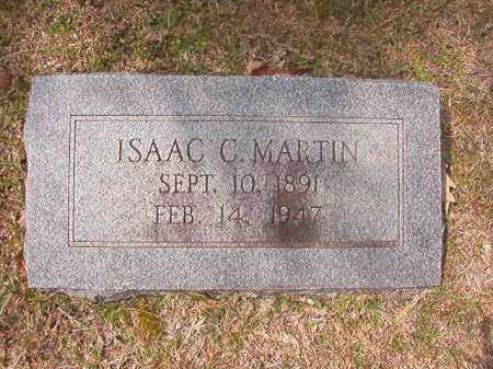 MARTIN, ISAAC C - Hempstead County, Arkansas | ISAAC C MARTIN - Arkansas Gravestone Photos