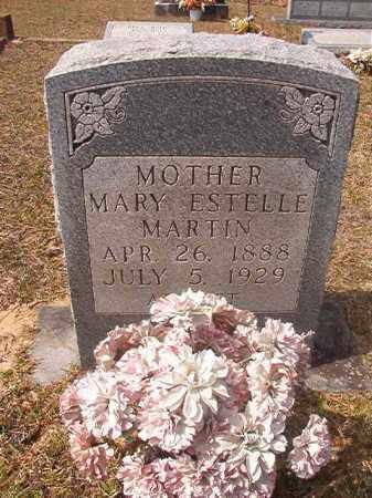 MARTIN, MARY ESTELLE - Hempstead County, Arkansas | MARY ESTELLE MARTIN - Arkansas Gravestone Photos