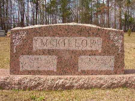 MCKILLOP, JAMES A - Hempstead County, Arkansas | JAMES A MCKILLOP - Arkansas Gravestone Photos