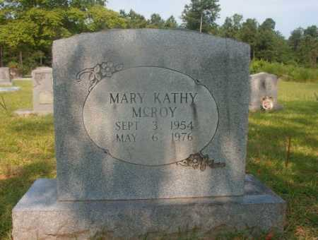 MCROY, MARY KATHY - Hempstead County, Arkansas | MARY KATHY MCROY - Arkansas Gravestone Photos