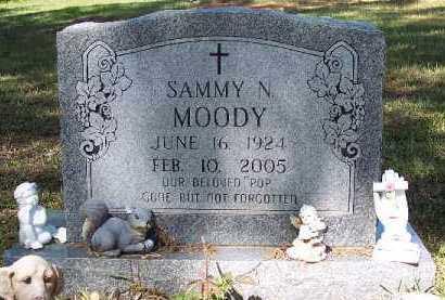 MOODY, SAMMY N - Hempstead County, Arkansas | SAMMY N MOODY - Arkansas Gravestone Photos